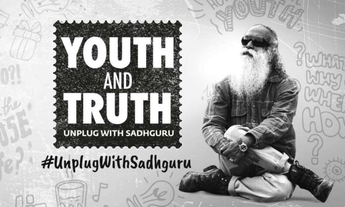 Youth and Truth with Sadhguru on Indternaltional Day of Youth 12th August