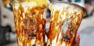 5 Food and Beverages That Have Gone Viral During the Pandemic: Boba Drink