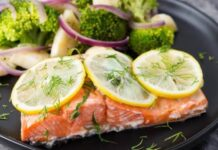 Easy One-Pot Dinner Recipes: Butter Salmon Pot