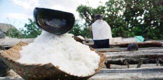 Delicious, Healthy Artisan Sea Salt From Bali