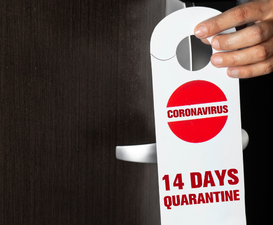 Tips to Thrive During Hotel Quarantine