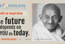 Indoindians Online Event Inspired by Mahatma Gandhi