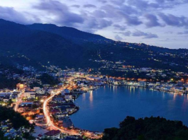 5 Cities With Majestic Night Views in Indonesia: Jayapura