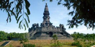 5 Historical Monuments in Indonesia: Perang Kemerdekaan Jimbaran Monument, Bali