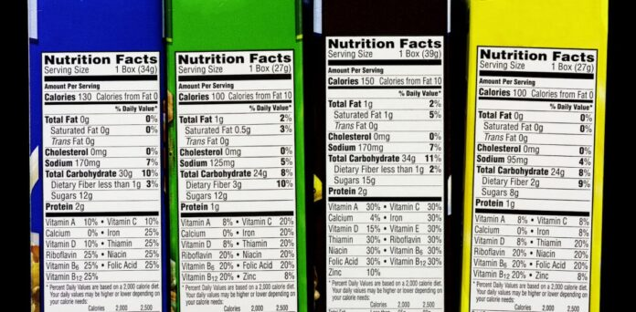 The Easy Guide To Read a Nutrition Label