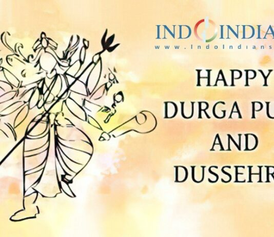 Indoindians Weekly Newsletter:Celebrating Victory of Good Over Evil on Dussehra and Durga Puja