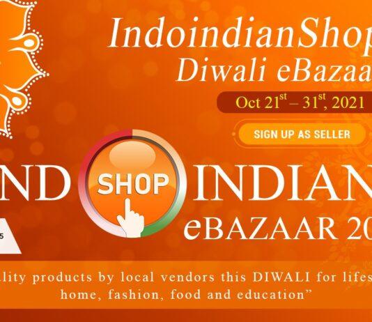 ONLINE Diwali IndoindianShop eBazaar 2021