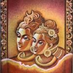 Divine companionship by Vibha Singh