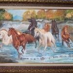 Seven Horses by Arupa Panigrahi