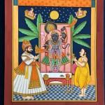 Shreenath ji by Madhushree Bansal