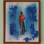 The Rider by Jumana Mohammed Qayyumi