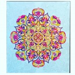 mandala in islamic style by Vibha Singh