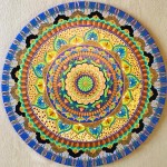 Earthen Mandala by Vibhawari Singh